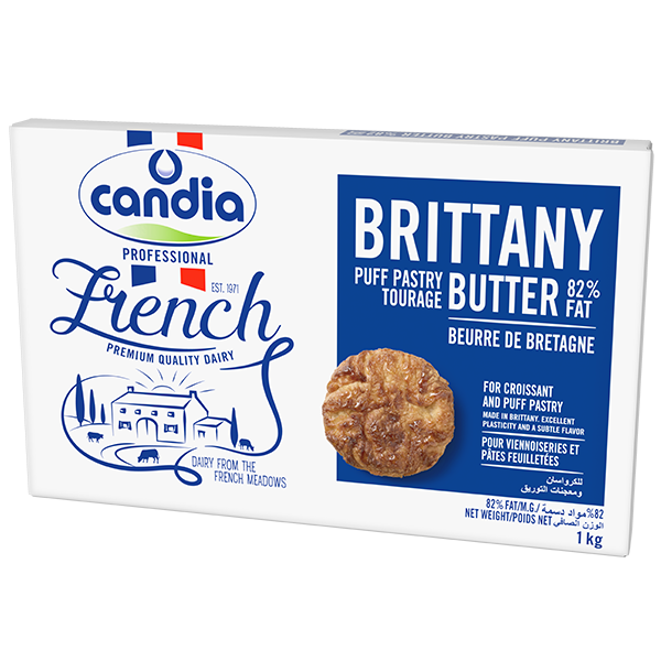BRITTANY PUFF PASTRY BUTTER