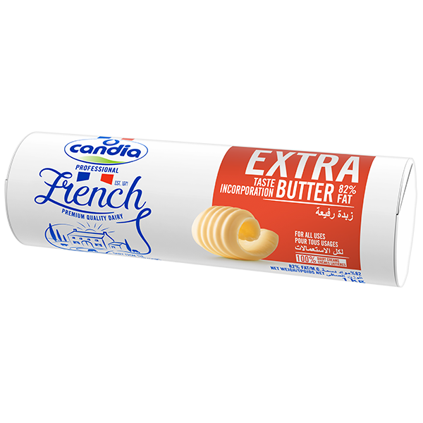 EXTRA TASTE INCORPORATION BUTTER
