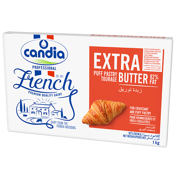 EXTRA PUFF PASTRY BUTTER