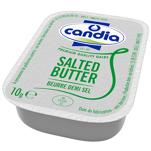 TRADITIONAL SALTED BUTTER