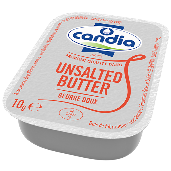 TRADITIONAL UNSALTED BUTTER